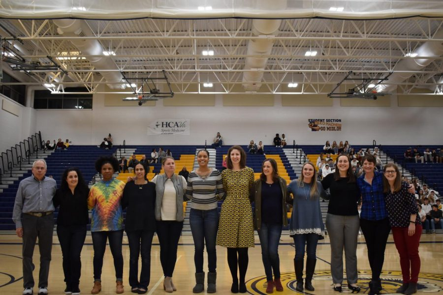 20 Years later, the 2000 Girls Basketball team reconvenes and reminisces about their victories during their high school careers.