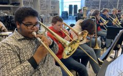 Midlo musicians head to All-District Band