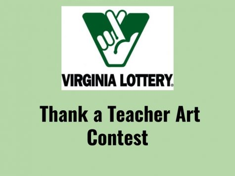 Students may submit artwork thanking teachers to win prize money for their school.