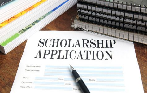 Scholarships are still available for seniors planning to attend college.