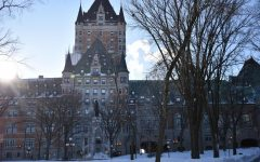 Midlo students explore beautiful Quebec