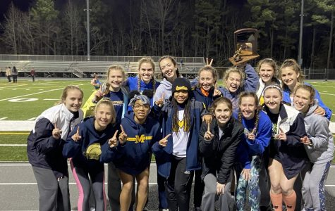 Midlo Indoor Track flourishes at Regionals: Ladies claim first