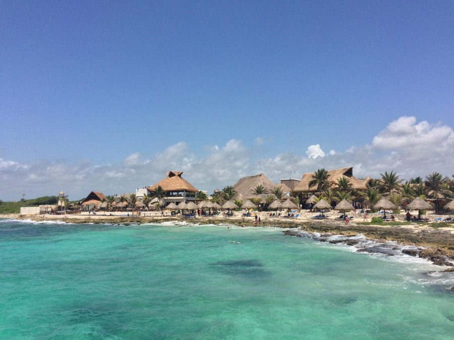 The beautiful view of Costa Maya, Mexico makes it a great travel destination.