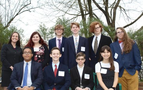 Midlo Model United Nations attends Trinity Conference