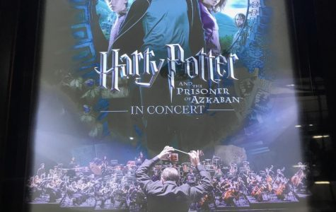 The Richmond Symphony encapsulates audiences by playing live music to Harry Potter and the Prisoner of Azkaban.