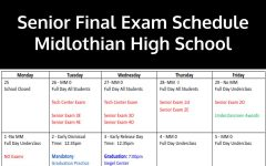 Senior Exam and Graduation Information