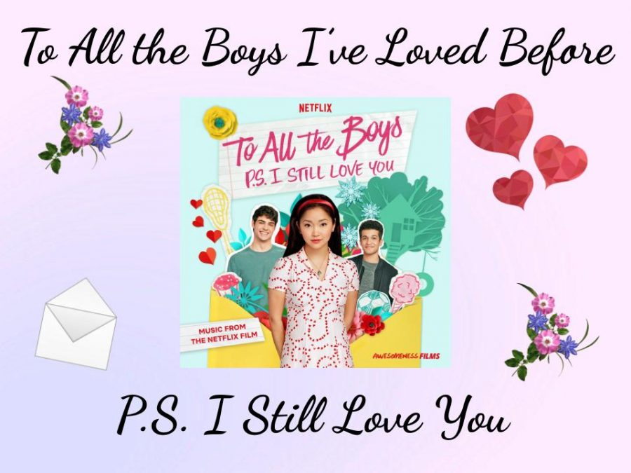 Netflix releases the anticipated sequel, To All the Boys I've Loved Before: PS I Still Love You, ahead of Valentine's Day.