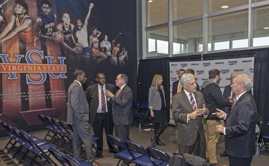 USCAA announces RVA as National Basketball Championships host