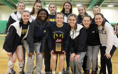 Indoor Track pushes its limits at States