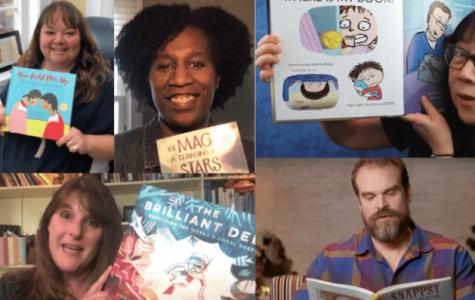 Searching for a simpler time? Listen to children's authors read