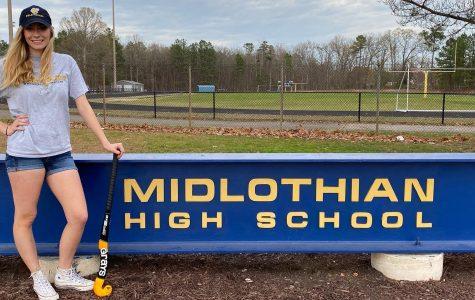 Seiler commits to play field hockey at Randolph Macon College.