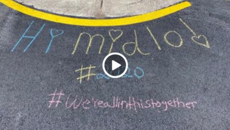 Midlo Says, Hi!