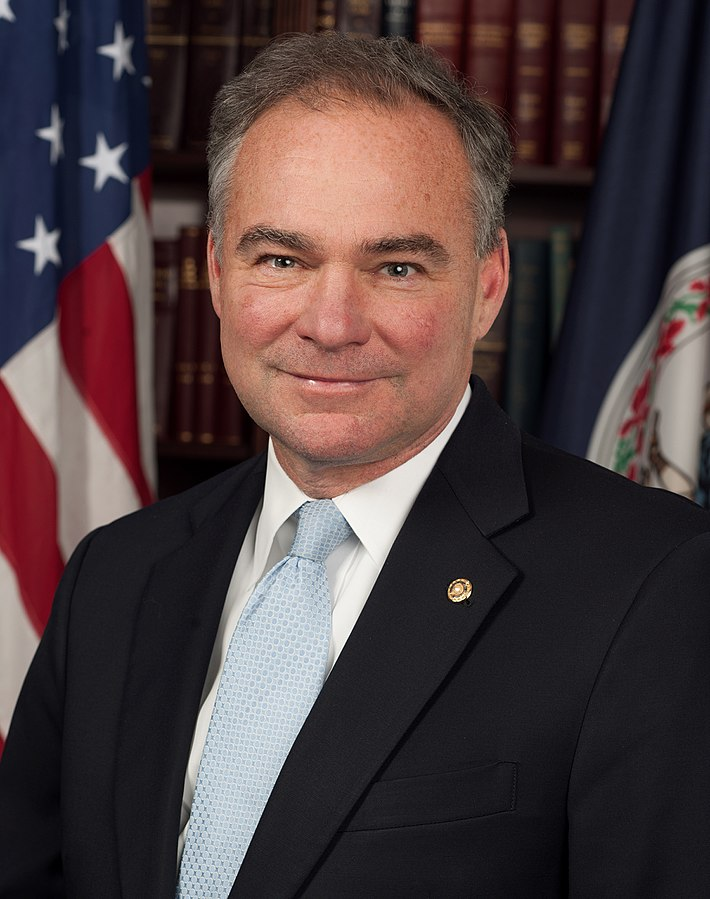 Senator Tim Kaine launches graduation speaker contest.