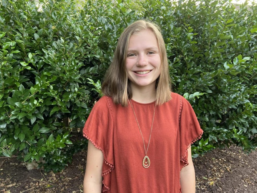 Midlo Scoop Staffer, Nicole Quiram, Class of 2022
