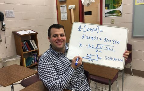 Mr. David Speaks joins Midlo's Math Department for the 2020-21 school year.