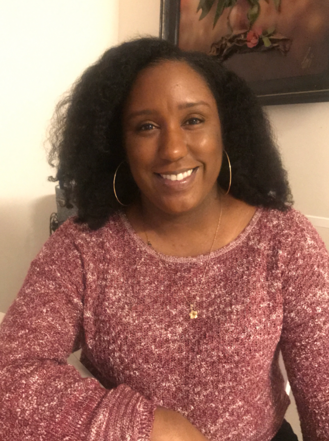 Mrs. Jamila Mack joins Midlo's English Department in 2020.