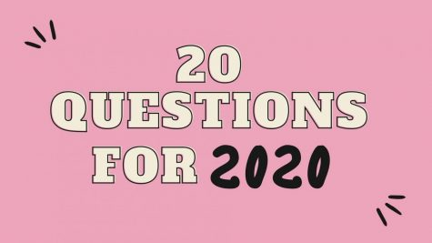 Get to know Blake Longest as he answers 20 questions for 2020.