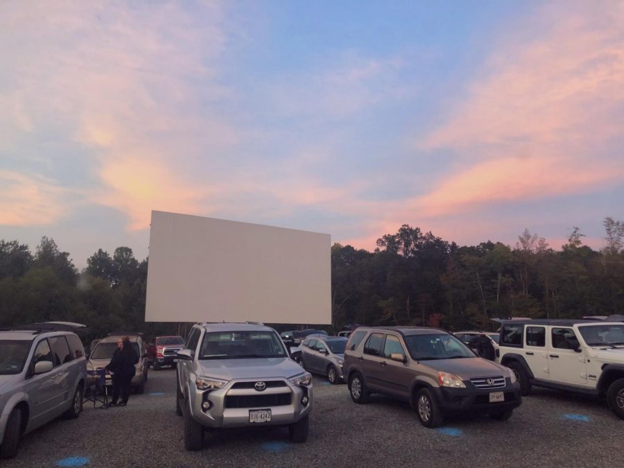 Carload tickets for the drive-in go on sale every Monday at 7pm.