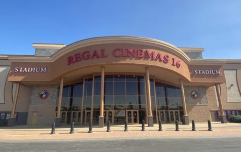 Regal Cinemas 16 at Weschester Commons opens its doors to the public.