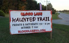 Windy Hill Sports Complex opens two haunted trails to the public.
