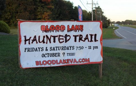 Windy Hill Sports Complex opens 2 haunted trails to the public.