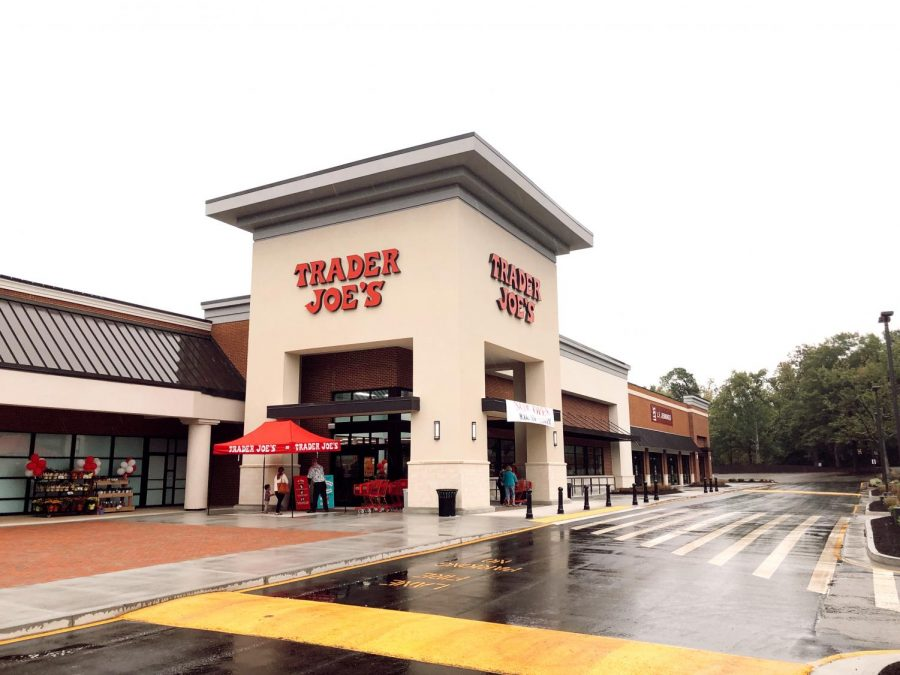 Traders Joe's is open seven days a week from 8 a.m. to 9 p.m. in Stony Point Shopping Center.