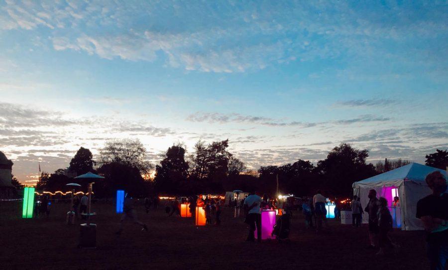 Garden Glow Illuminates Maymont Midlo Scoop