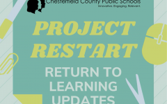 Chesterfield County Public Schools K-3 shift to hybrid learning on October 12, 2020.