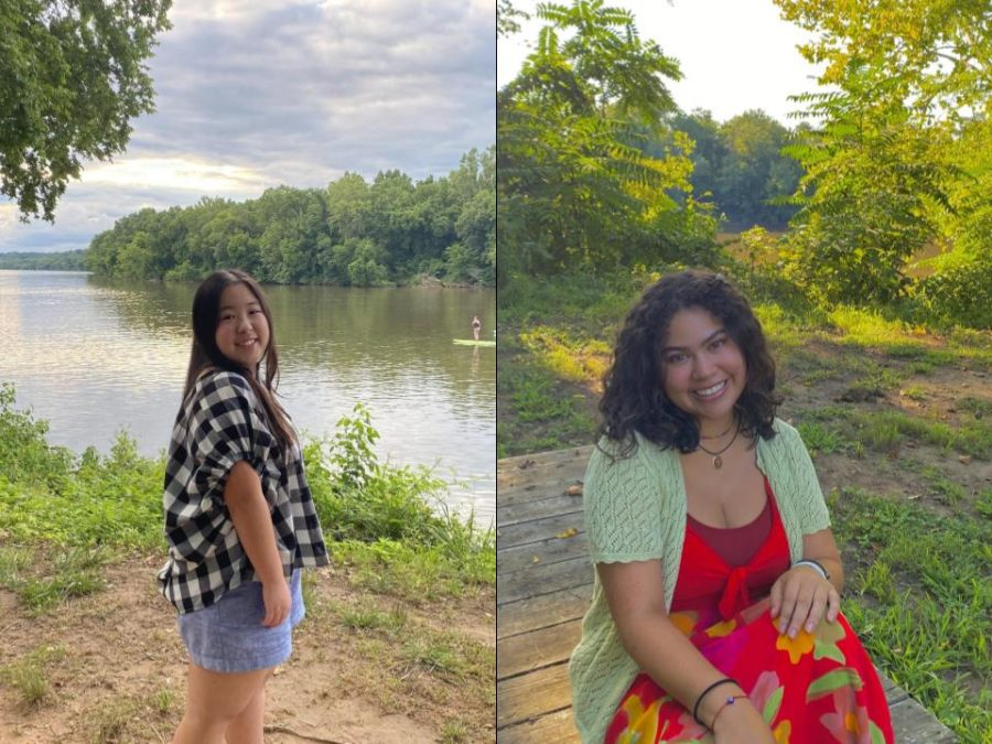 Midlo students Sarah Matsunaga and Sharon Tamayo share their experiences as bilingual students.