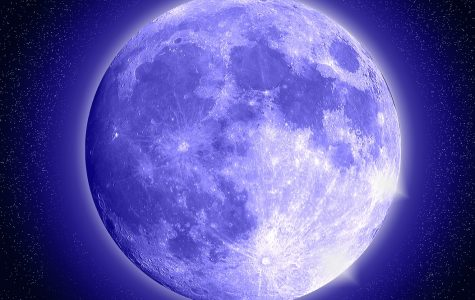 The world will experience a blue moon on Halloween 2020.