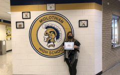 Ms. Laura Coppler wins September Teacher of the Month through her service with online learning.