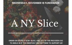 Midlothian's IB program organizes a fundraiser at A NY Slice.