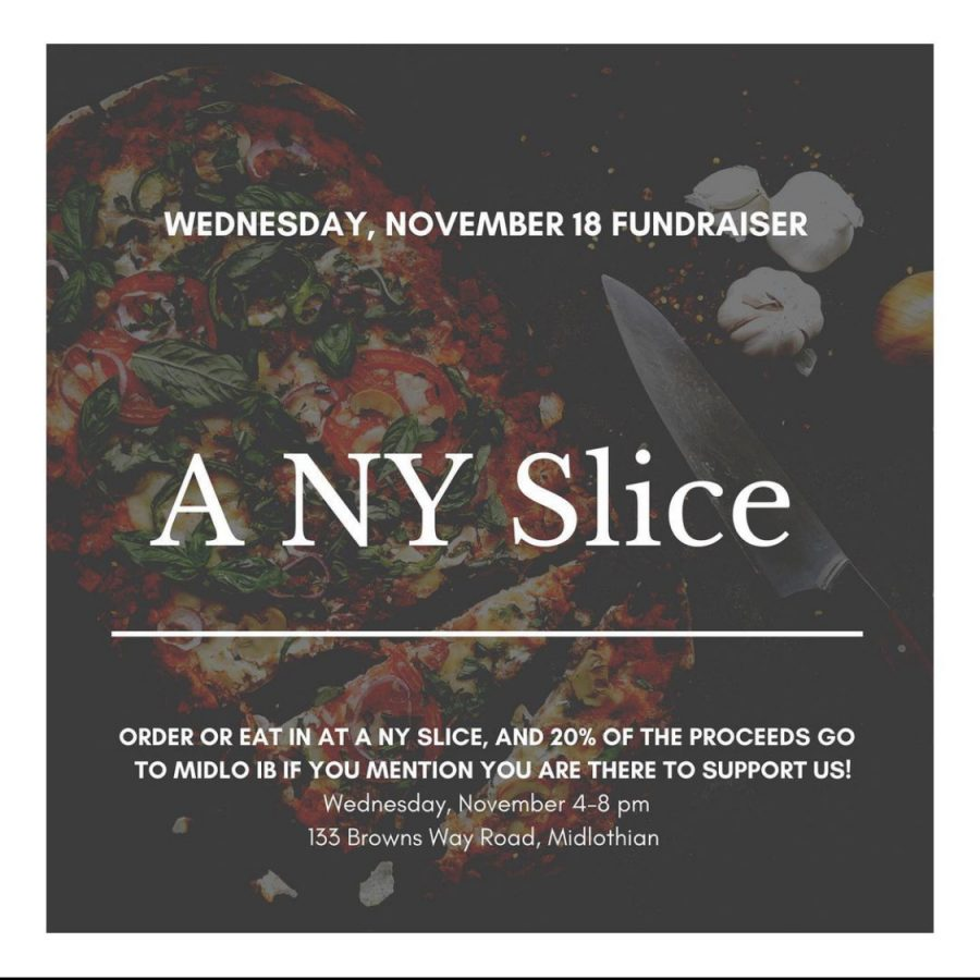 Midlothian%27s+IB+program+organizes+a+fundraiser+at+A+NY+Slice.