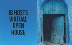 The IB program hosts a virtual open house.