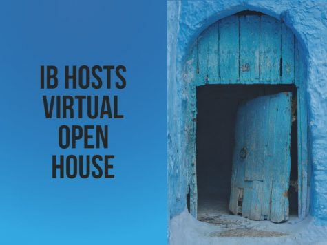 The IB program hosts a virtual open house.