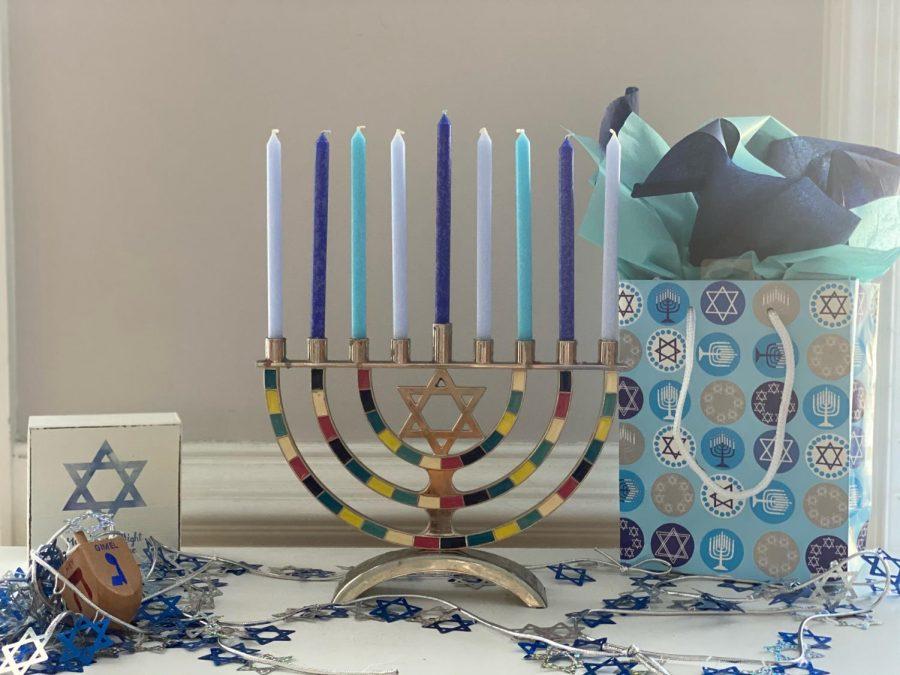 Hanukkah ends on Friday, December 18, 2020.