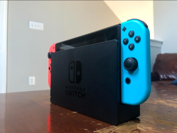 The Nintendo Switch is available at the retail price of $299.99.