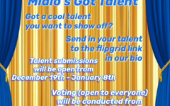 Midlo's Sophomore Class Council announces their 2020 virtual talent show.