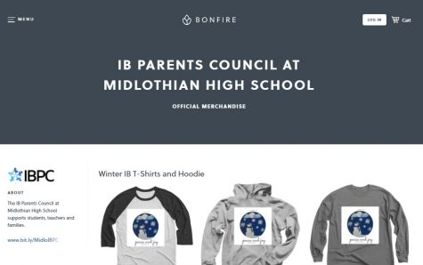 The IBPC opens their new store on Bonfire, where patrons can individually purchase merchandise.