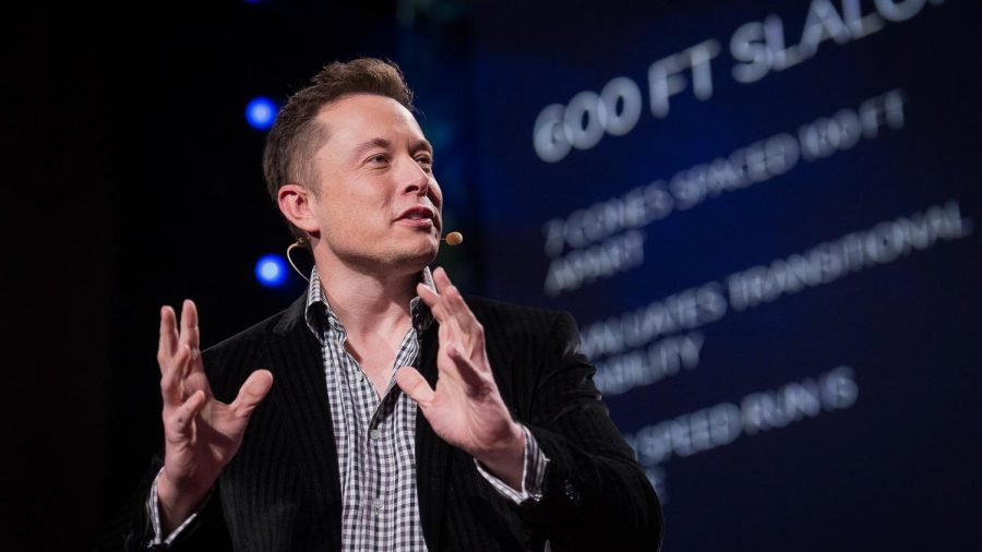 Industrial+engineer+and+entrepreneur+Elon+Musk+becomes+the+richest+man+on+the+planet.