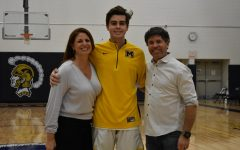 Boys Basketball Senior Night 2021: Jack Dillon