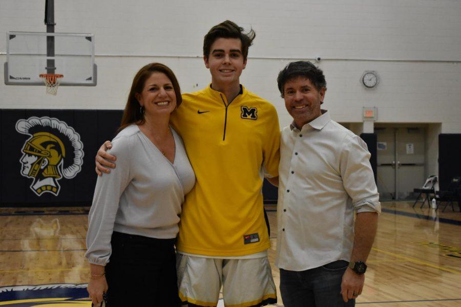 Boys Basketball Senior Night 2021: Jack Dillon