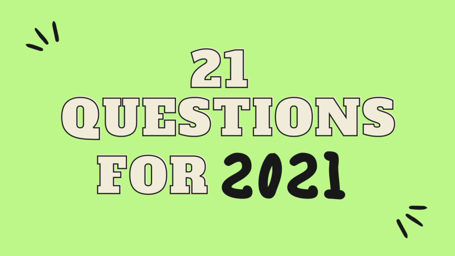 Get to know Ms. Shea Collins as she answers 21 questions for 2021.