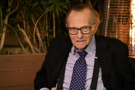 Larry King passed away on January 23, 2021.