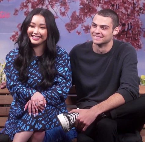 Noah Centineo and Lana Condor co-star in Netflix's new movie To All The Boys: Always and Forever.