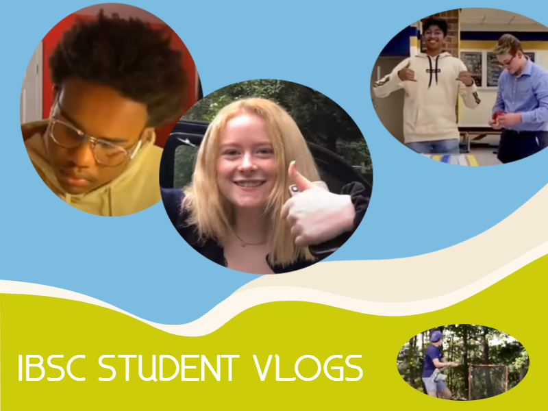 The+IBSC+allows+students+to+share+their+lives+through+monthly+vlogs.+