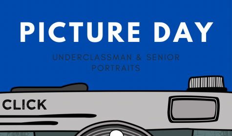 Underclassman portraits and final date for senior pictures is Wednesday, March 17, 2021.