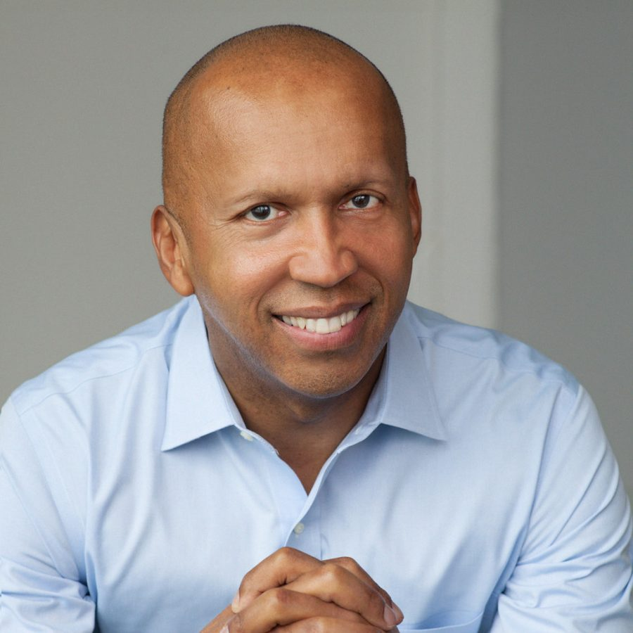 Bryan Stevenson spoke at The Richmond Forum on Saturday, March 20, 2021.