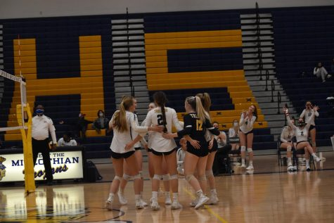 The Midlo Girls Volleyball concludes their stellar season.
