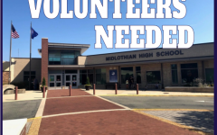 Midlothian High School needs up to 25 volunteers to help beautify the school on March 7th.